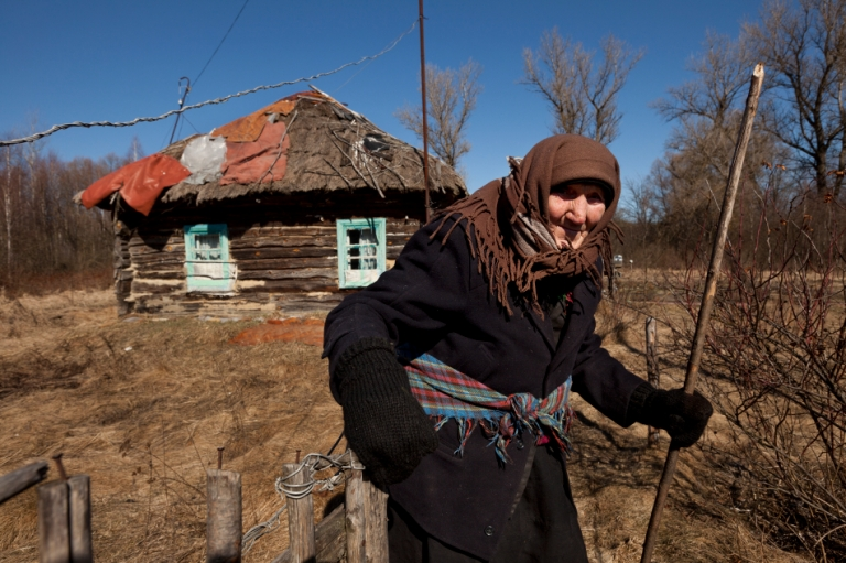 The Long Shadow of Chernobyl - A Photo Book by Gerd Ludwig - PRESS IMAGES