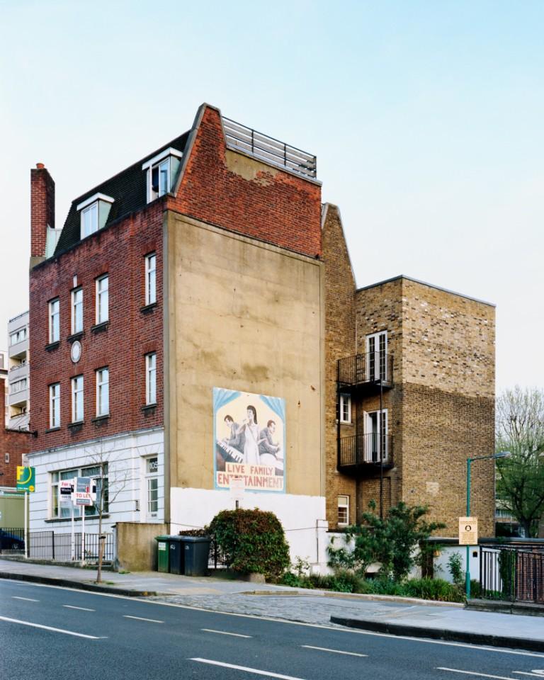 Copenhagen Street, Barnsbury